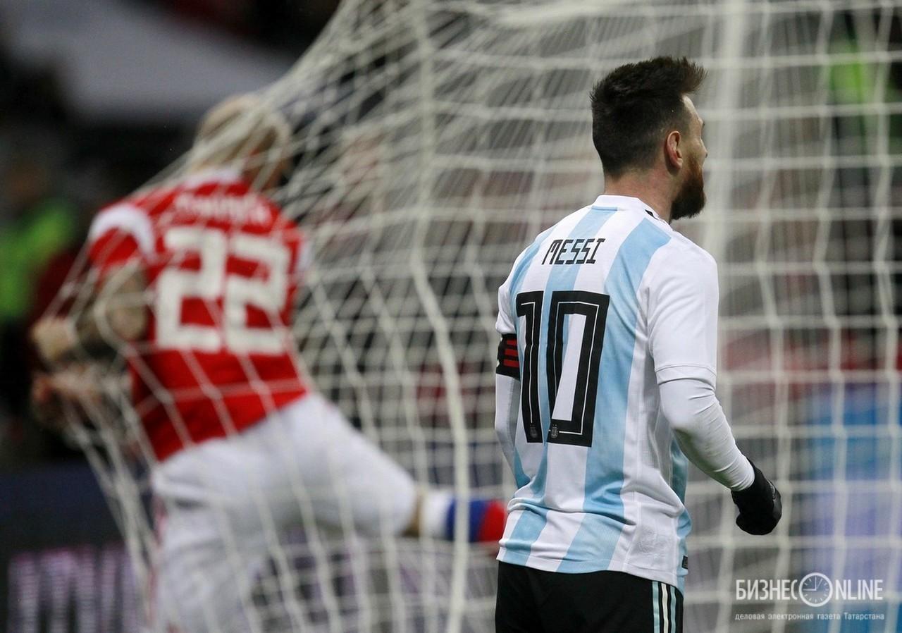 Атлетико подписал аргентинского вратаря Вернера