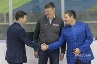 Евгений Рычков и Андрей Рябов