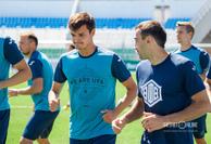 Вячеслав Кротов (слева) и Николай Сафрониди
