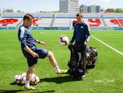 Дмитрий Кириченко (слева)