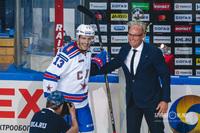 Павел Дацюк и Дмитрий Чернышенко