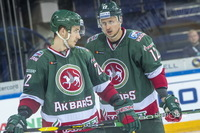 Станислав Галиев и Михаил Глухов