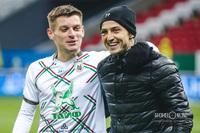 Руслан Камболов и Сердар Азмун