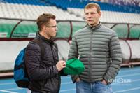 Сергей Томаров (справа)