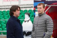 Шамиль Газизов и Сергей Томаров
