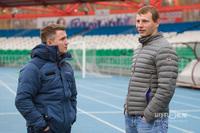 Владимир Стогниенко и Сергей Томаров