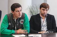 Станислав Прудников и Антон Одинцов