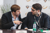 Антон Одинцов и Антонио Ортега