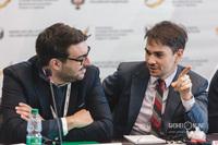 Антонио Ортега и Даниэль Серехидо
