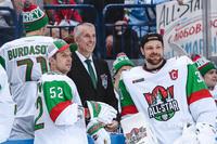 Сергей Широков и Боб Хартли