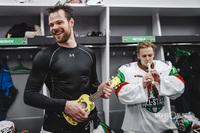 Игорь Бобков и Юха Метсола