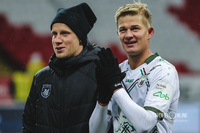 Вячеслав Подберезкин и Егор Сорокин