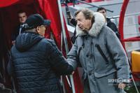Курбан Бердыев и Юрий Семин