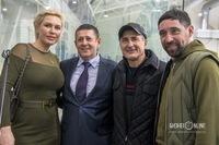 Наталья Рагозина, Андрея Рябов и Данис Зарипов