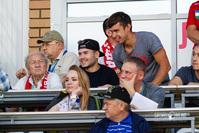 Эдуард Гиматов (в центре)