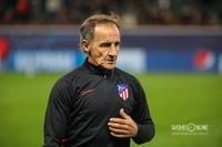 Оскар Ортего - тренер по физподготовке