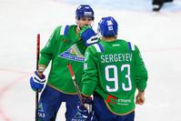 Александр Бурмистров и Артём Сергеев