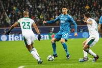 Жоау Мариу выучил все финты Роналду, когда играл с ним вместе в сборной Португалии