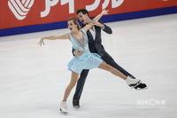 Никита Кацалапов и Виктория Синицина