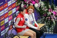 Станислава Константинова и Валентина Чеботарёва