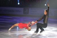 Анастасия Мухортова и Дмитрий Евгеньев