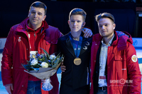 Андрей Мозалёв и тренеры