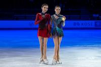 Дарья Усачёва и Камила Валиева