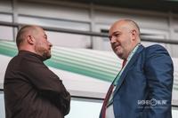 Асгат Сафаров и Василий Кикнадзе