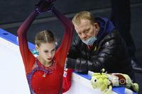Майя Хромых и Сергей Дудаков
