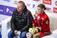 Сергей Дудаков и Майя Хромых
