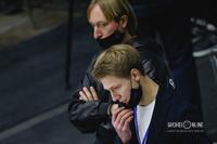 Евгений Плющенко и Дмитрий Михайлов