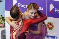 Майя Хромых и Алёна Косторная