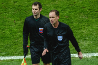 Алексей Лунёв и Виталий Мешков