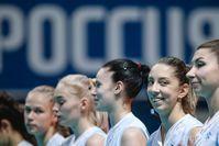 Ольга Бирюкова из «Динамо» всегда найдёт повод для улыбки