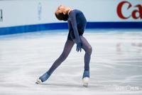Камила Валиева демонстрирует «Девочку на шаре» на ЮЧМ