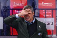 Дмитрий Квартальнов расстроен