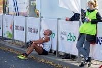Тяжёлое послевкусие от марафона