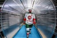 Данис Зарипов выходит на арену